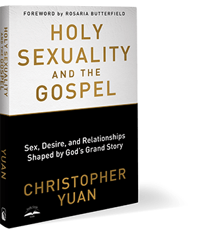 Holy Sexuality and the Gospel book cover