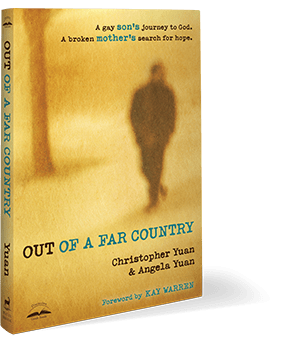 Out of a far country book cover